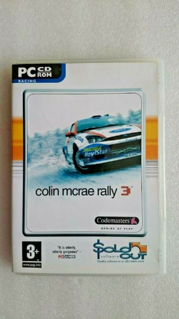 Colin McRae Rally 3 (PC Windows 2003)